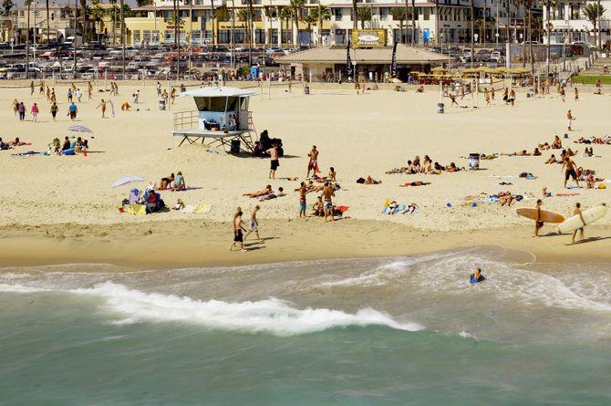 Kimpton Shorebreak Resort, Los Angeles