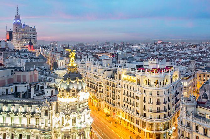 The Principal Madrid, Madrid & Umgebung