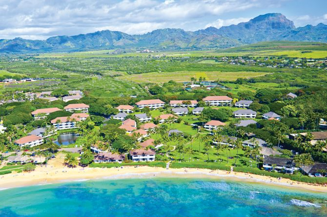 Kiahuna Plantation Resort by Outrigger, Kauai
