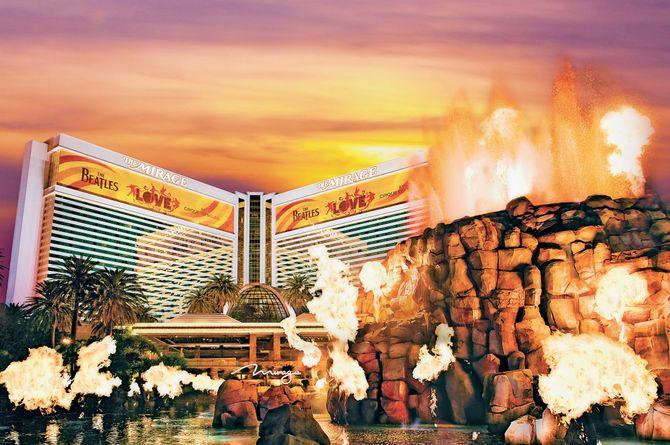 The Mirage Hotel & Casino, Las Vegas