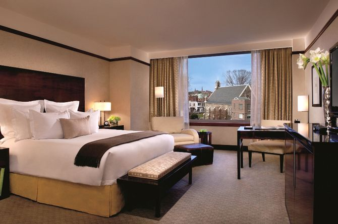 Ritz Carlton Georgetown, Washington D.C.