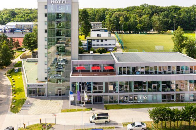 Hôtel Sportforum Rostock, Rostock/Warnemünde