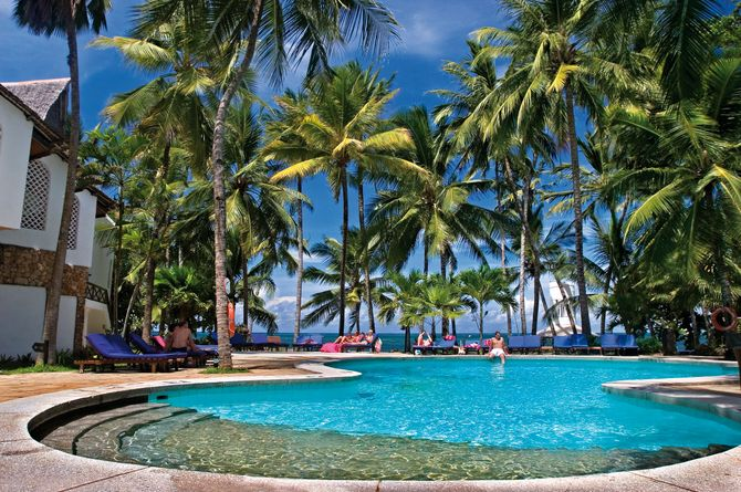 Severin Sea Lodge, Mombasa