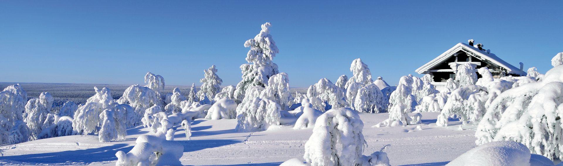 Ferien im Schnee
