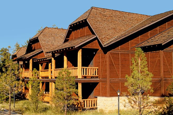 The Lodge at Bryce Canyon, Parcs nationaux (USA)