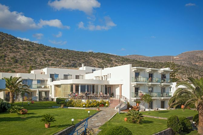 Hôtel Ariadne Beach, Crète