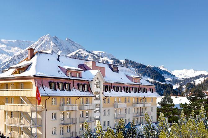 The Cambrian Hotel & Spa - Skipauschale, Adelboden-Lenk