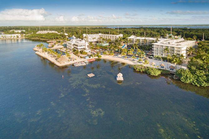 Key Largo Bay Marriott Beach Resort, Florida Keys