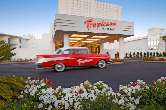 Tropicana Las Vegas, Las Vegas