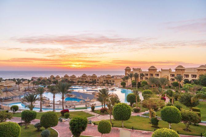 Serenity Makadi Beach, Hourghada