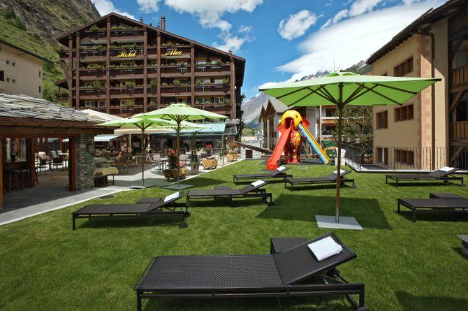 Boutique Hotel Alex, Oberwallis