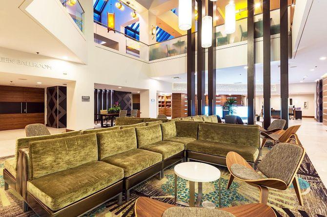 Crowne Plaza Hotel Seattle, Seattle