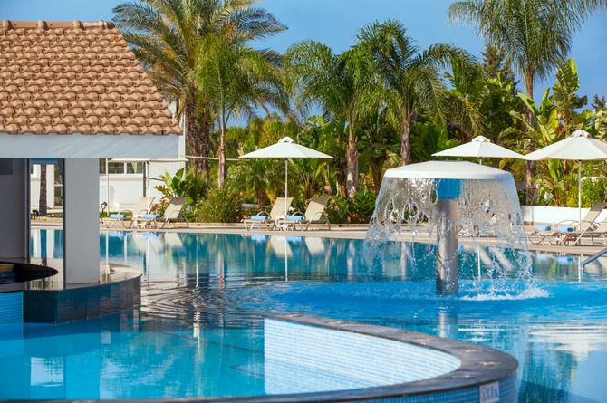 Christofinia Hotel, Zypern