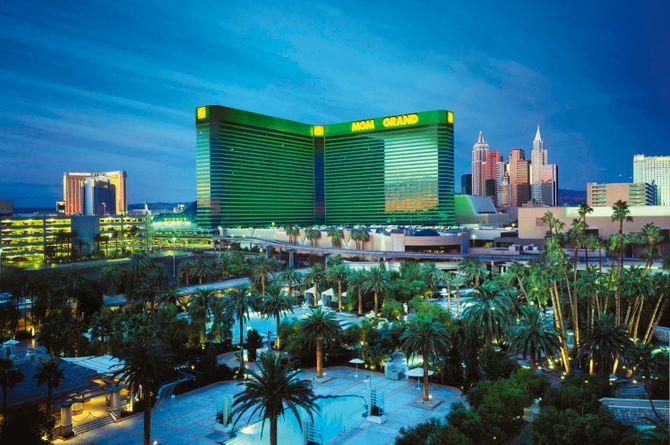 MGM Grand Hotel & Casino, Las Vegas