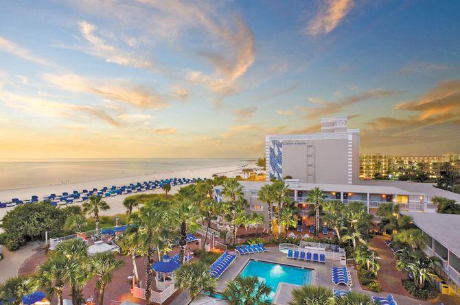 Tradewinds Island Grand Beach Resort, Saint Pete Beach/Clearwater