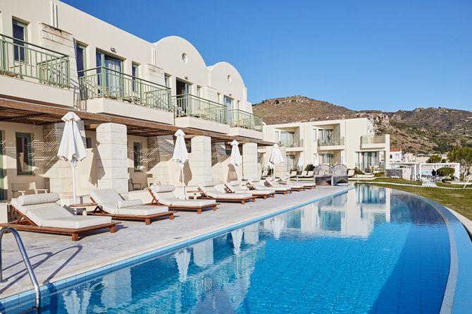 Grand Bay Beach Resort, Crète