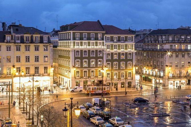 Beautique Hôtel Figueira, Lisbonne