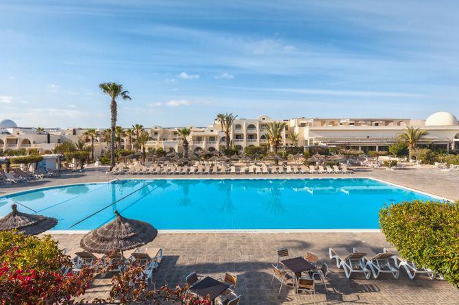 Djerba Aqua Resort (anc. SunConnect Djerba Aqua Resort), Djerba / Sud de la Tunisie