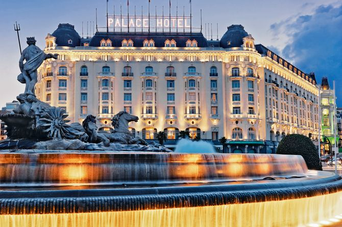 The Westin Palace, Madrid & ses environs