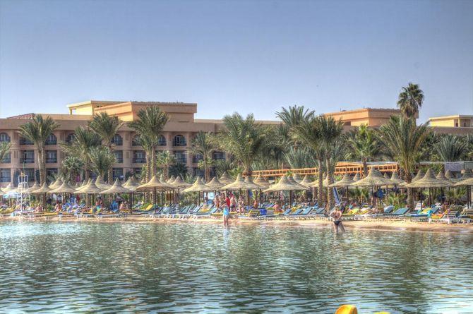 Giftun Azur Resort, Hurghada