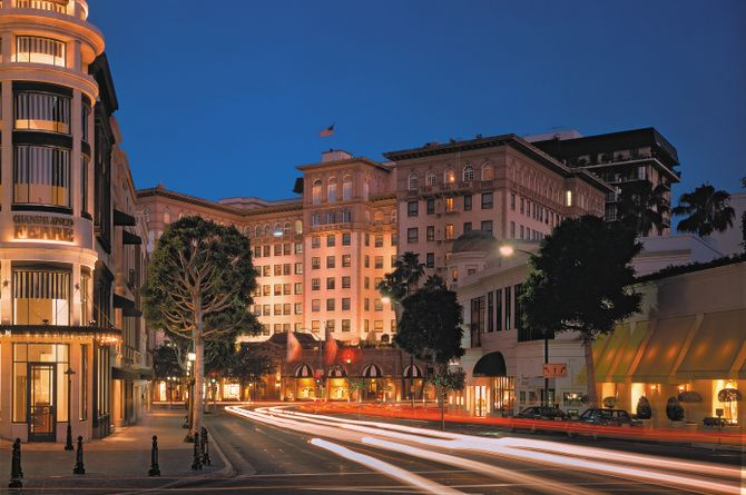 Beverly Wilshire a Four Seasons Hotel, Los Angeles