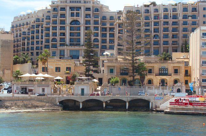 Le Meridien St. Julians, Malte