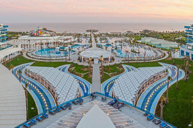 Sueno Hotels Deluxe Belek, Antalya & ses environs