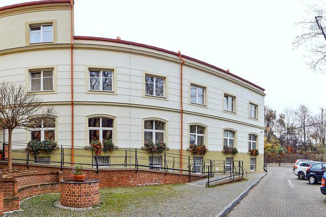 Hotel Ostruvek, Prag