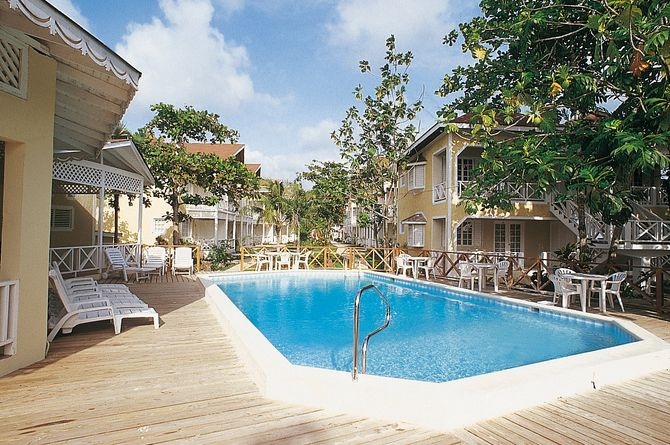 Merril's Beach Resort II, Jamaika