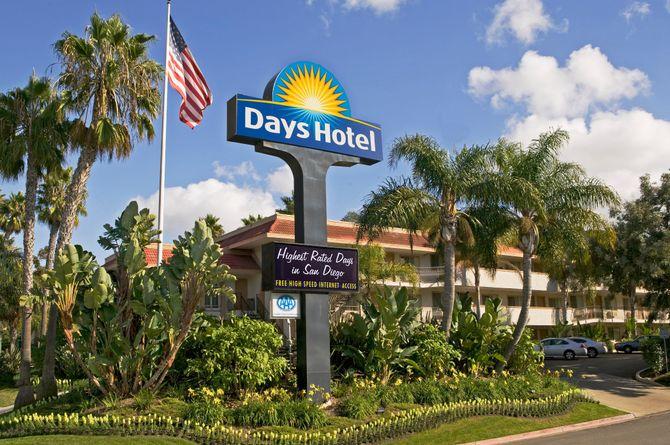 Days Inn San Diego Hotel Circle near SeaWorld, San Diego