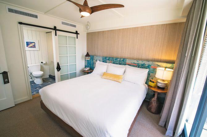 The Surfjack Hotel & Swim Club, Oahu