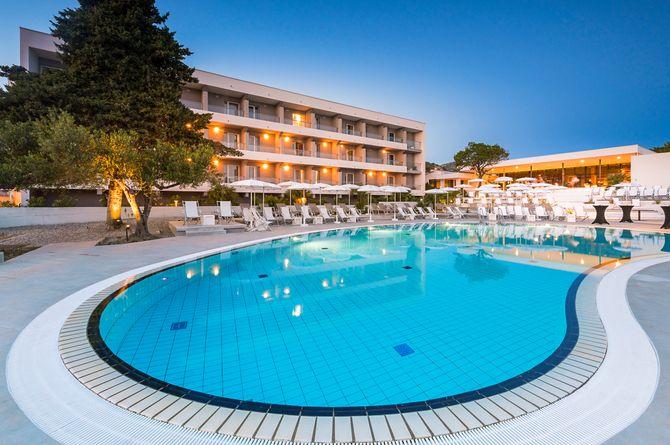 Hotel Pharos, Nord- und Mitteldalmatien