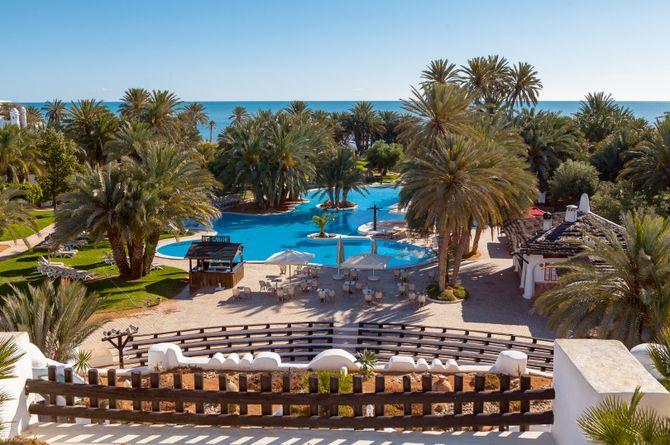 Odyssée Resort Thalasso & Spa, Djerba / Sud de la Tunisie
