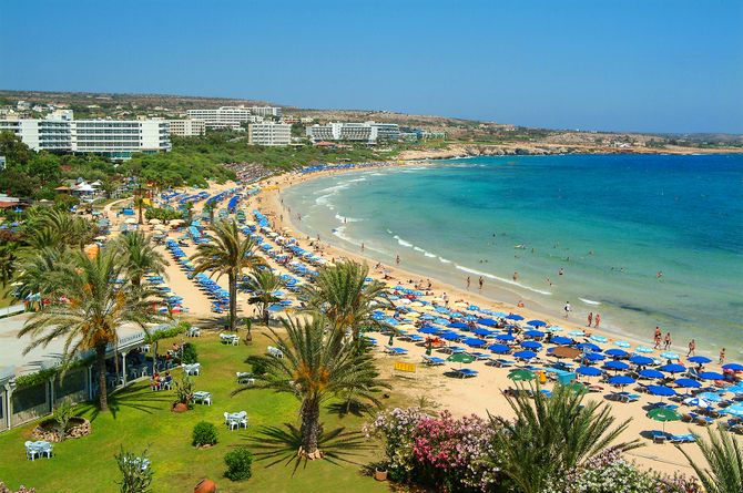 Stamatia Hotel, Zypern