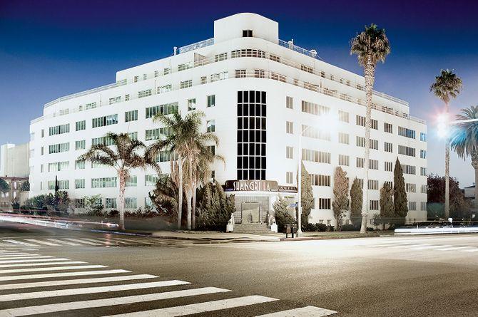 Shangri-La Santa Monica, Los Angeles