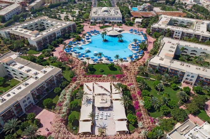 Desert Rose Hurghada, Hurghada