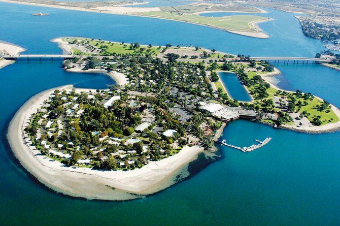 Paradise Point, San Diego