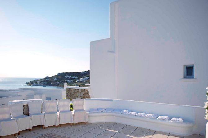 Saint John Hotel Villas & Spa, Mykonos