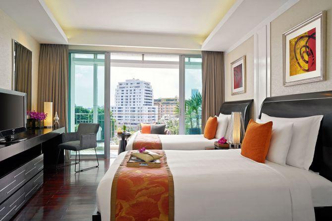 Anantara Baan Rajprasong Serviced Suites, Bangkok