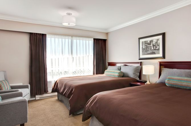 Sandman Hotel & Suites Prince George, Prince George