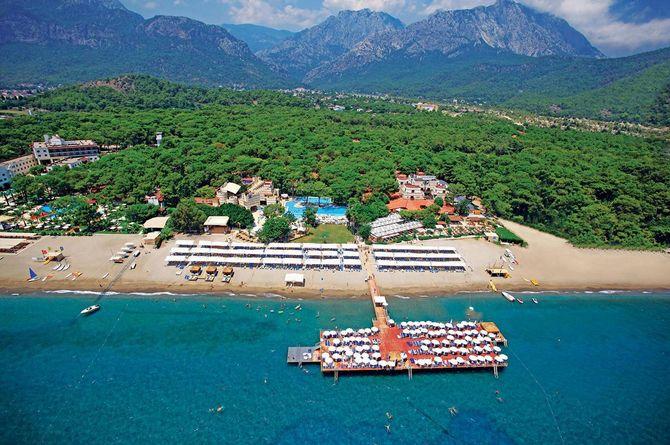 Kemer Holiday Club, Antalya & Umgebung