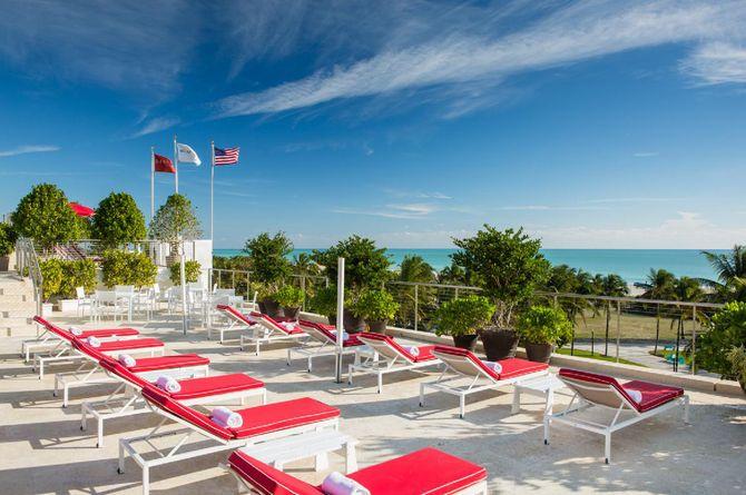 Bentley Hôtel South Beach, Miami