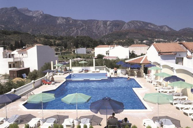 Hôtel Athena, Samos