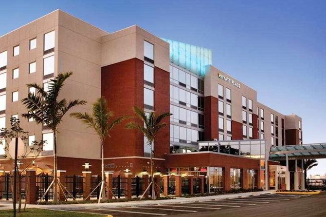 Hyatt Place Fort Lauderdale Airport & Cruise Port, Fort Lauderdale