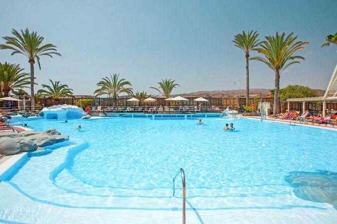 Abora Continental by Lopesan Hotels (ex. IFA Continental), Gran Canaria