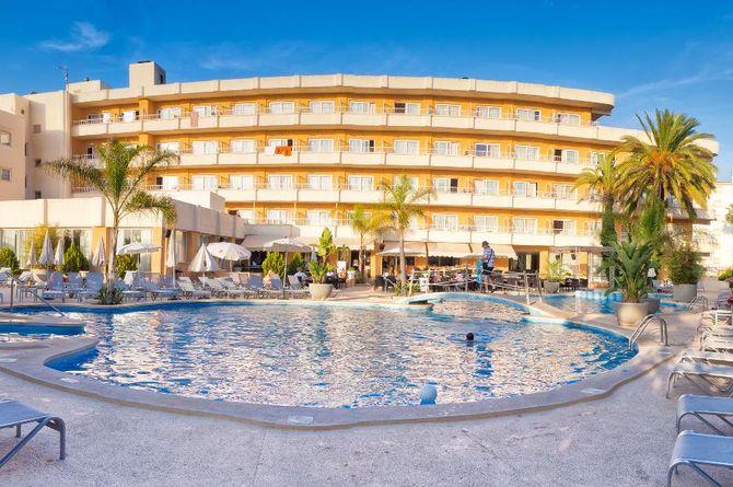 JS Alcudi Mar Hotel, Majorque