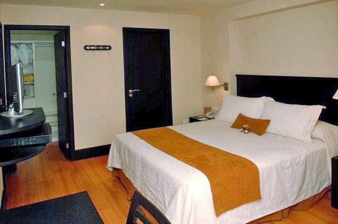 Lugano Suites, Quito