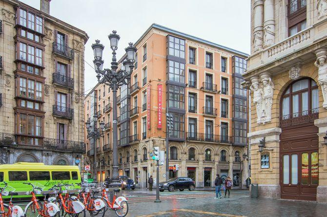 Petit Palace Arana Bilbao, Espagne du Nord