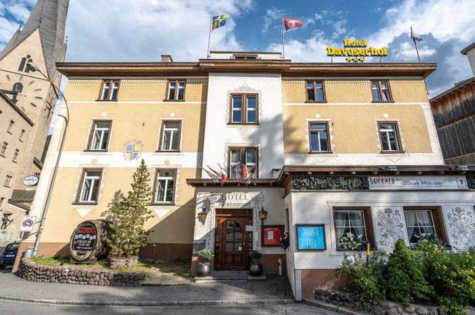 Hotel Davoserhof, Davos-Klosters