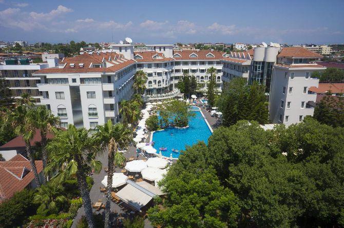 Hôtel Side Star Beach, Antalya & ses environs
